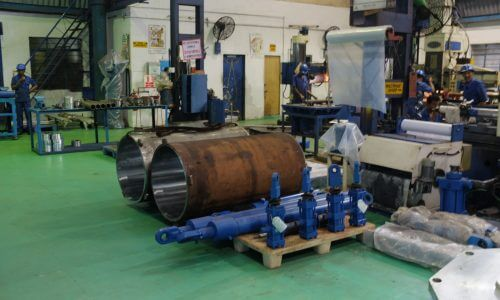 Large Pneumatic Pipes