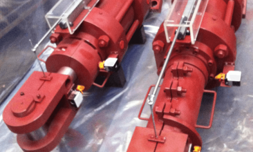 Special Hydraulic Cylinders For Hydro Power